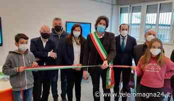 SAVIGNANO SUL RUBICONE: L'Istituto comprensivo inaugura l'aula multimediale | VIDEO - Teleromagna24