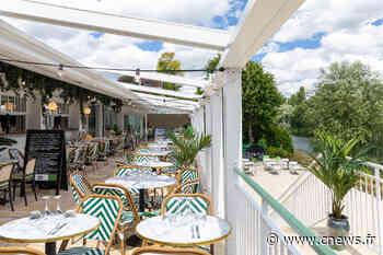La Maison Louveciennes : une nouvelle table en bord de Seine - CNEWS.fr