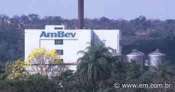 Tanque de fábrica da Ambev explode em Juatuba, na RMBH - Estado de Minas