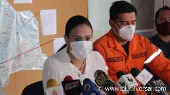 Gobernadora Laidy Gómez: No nos envían plata, pero no nos vamos a quedar detenidos - El Universal (Venezuela)