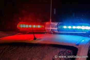 Police arrest alleged impaired driver in Thessalon First Nation with no licence, children in the car - SooToday