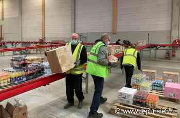 Marly-la-Ville : Phénix redistribue les invendus alimentaires aux associations - Le Parisien