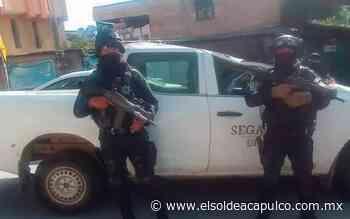 Recuperan camioneta de Segalmex en Tixtla - El Sol de Acapulco
