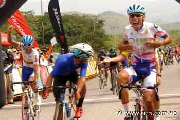 Xavier Nieves ganó en Chivacoa y Aular a 86 kilometros del bicampeonato - ACN ( Agencia Carabobeña de Noticias)