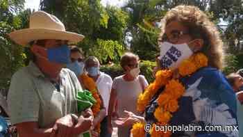 Alcaldesa de Acapulco usa a la Marina para su precampaña en Tixtla - Bajo Palabra Noticias
