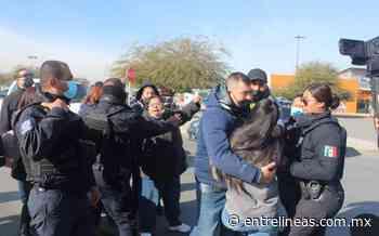 Guerra de los pasteles en Costco de Ciudad Juarez; revendedores llegan a los golpes - entrelineas