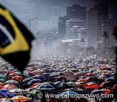 Identifican una nueva cepa de coronavirus en Río de Janeiro - Carlos Paz Vivo!
