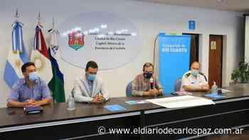 Río Cuarto presentó la temporada de verano - El Diario de Carlos Paz