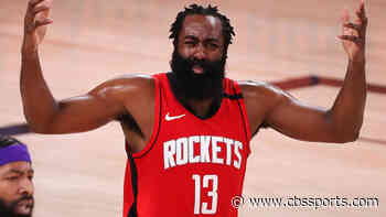 Rockets' James Harden fined $50,000 by NBA for violating league's health and safety protocols