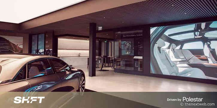 Lucid Motors Studios: A car-buying experience unlike any other