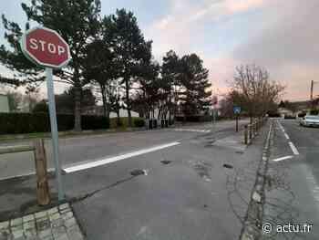 Val-d'Oise. À Parmain, la réouverture d'un accès routier désenclave tout un quartier - La Gazette du Val d'Oise - L'Echo Régional