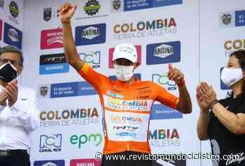 Tuta alista recibimiento para Diego Camargo - Revista Mundo Ciclistico