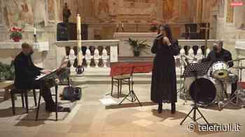 Il concerto Note di Natale ha animato l'antica Pieve di Montereale Valcellina - Telefriuli