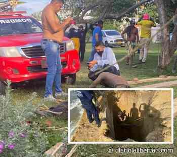Muere trabajador en obras cercanas al Castillo de Salgar, en Puerto Colombia - Diario La Libertad