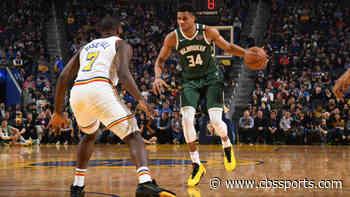 Warriors vs. Bucks on NBA Christmas Day: Live stream info, watch online, TV channel, odds, start time, pick