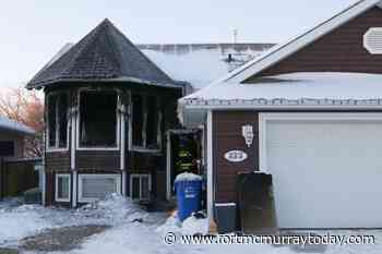 Two pets killed, one person brought to hospital after Timberlea house fire - Fort McMurray Today