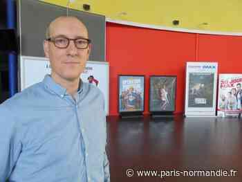 Le nouveau directeur du Gaumont du Grand-Quevilly, un Normand ouvert à tous les cinémas - Paris-Normandie