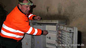 Stromversorgung: Warum in Tettau die Lichter ausgingen - Lausitzer Rundschau