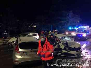 Incidente stradale a Gressan: una 26enne finisce in rianimazione - News VDA - gazzettamatin.com
