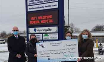 Two Hagersville organizations supported through Catch the Ace fundraiser - Grand River Sachem
