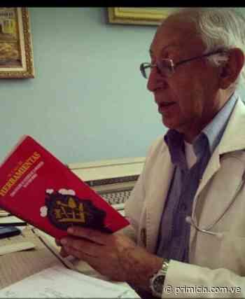 Falleció el médico Víctor Velasco por covid-19 en Caripe - primicia.com.ve