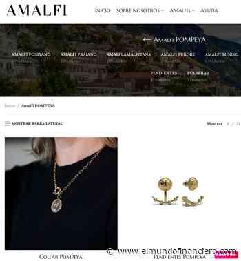 Éxito del lanzamiento de la nueva colección de joyas AMF by Amalfi - El Mundo Financiero