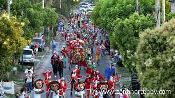 La 4ta jornada de Maratón Navideña tuvo lugar en Los Polvorines - zonanortehoy.com