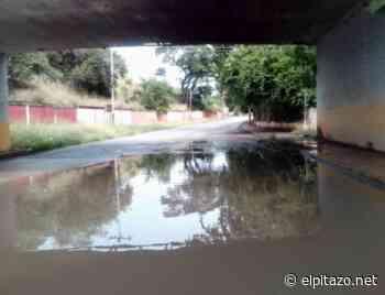 Conductores solicitan revisar drenajes en la carretera Charallave-Cúa - El Pitazo