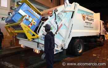 Píllaro impulsa un nuevo sistema de recolección de desechos - El Comercio (Ecuador)