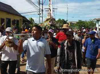 Pescadores de Puerto Píritu veneran a la Virgen de los Desamparados - Últimas Noticias