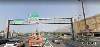 L'autoroute A4 inondée à Charenton-le-Pont : l'accès à Paris Centre a été fermé - actu.fr