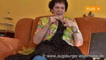 Sie ist blind - und strickt aufwendige Pullover und Jacken - Augsburger Allgemeine