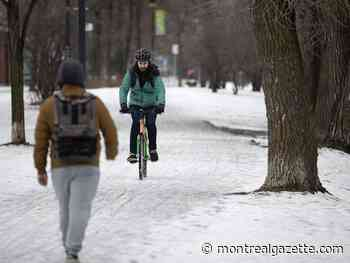 More of the Lachine Canal bike path to be cleared for winter cycling - Montreal Gazette