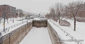 Paths Along Montreal's Lachine Canal Will Be Cleared Of Snow For You This Winter - MTL Blog