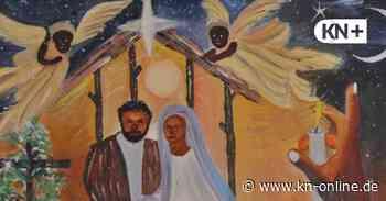 Bild als Weihnachtsgruß aus Uganda: Symbol der Verbundenheit mit Kronshagen - Kieler Nachrichten