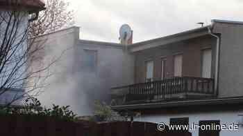 Feuerwehreinsatz in Cottbus: Fitnessraum in Kolkwitz fängt Feuer - Lausitzer Rundschau