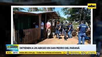 Detienen a un abigeo en San Pedro del Paraná - ABC Noticias - ABC Color
