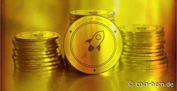 Stellar Preisausblick: XLM fällt auf 0,109 USD - Coin-Hero