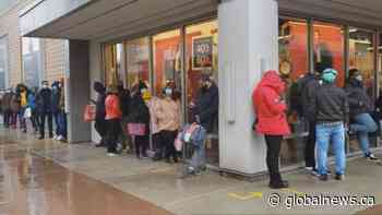 Unusual Christmas Eve when it comes to last-minute shopping