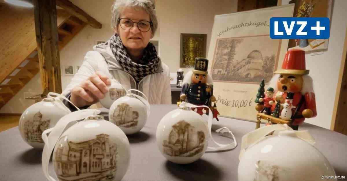Warum Eilenburg als Kugel am Weihnachtsbaum hängt - Leipziger Volkszeitung