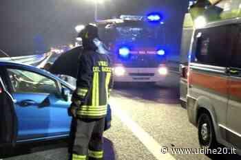 Incidente stradale questa sera sulla A28, tra Azzano decimo e Villotta. - Udine20 2020