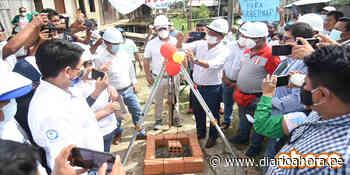 Inician construcción del Puente Paraiso - DIARIO AHORA
