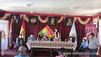 TCP declara constitucional las cartas orgánicas de Tiraque, Capinota y Tarata - Los Tiempos