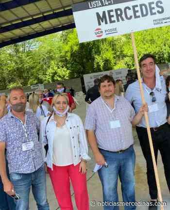 Radicales fueron parte de encuentro seccional en Ituzaingo - Noticias Mercedinas