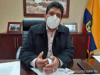 Azogues: alcalde se aisla al dar positivo a COVID-19 - El Mercurio (Ecuador)