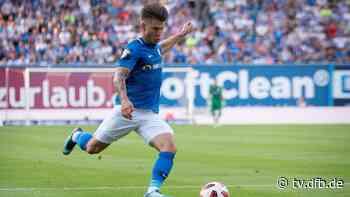 Highlights: FC Hansa Rostock - VfL 1899 Osnabruck - DFB - Deutscher Fußball-Bund