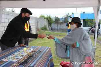 Caserío de Pelileo cuenta con sistema de seguridad para frenar el robo de ganado - La Hora (Ecuador)