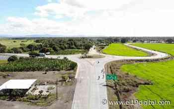 Gobierno de Nicaragua inaugura tramo de carretera Malacatoya-El Palo- El Papayal - El 19 Digital