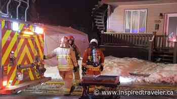 A fire in Charlesbourg causes severe burns to a 6-year-old girl - Inspired Traveler