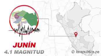 Temblor en La Oroya HOY 25 de diciembre de 2020: dónde fue el epicentro del último sismo en Perú hace unos min - LaRepública.pe